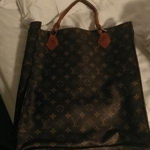 Vintage Lv bag circa 1970